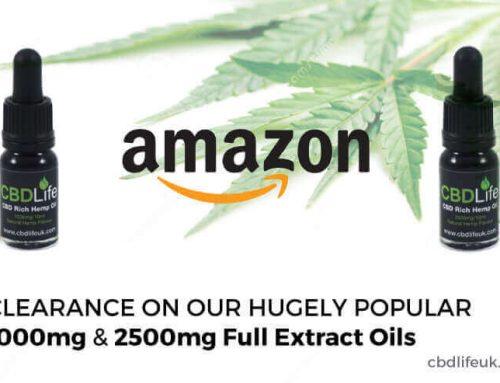 Amazon Product Clearance – CBD Oil Clearance