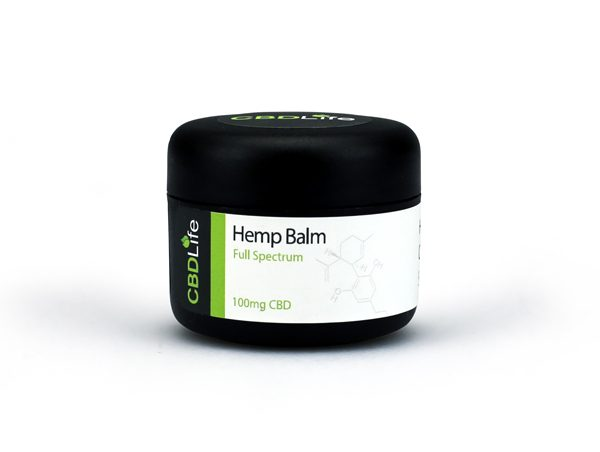 CBD Rich Hemp Balm 100mg
