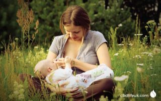 Study Confirms Cannabinoids Occur Naturally In Human Breast Milk