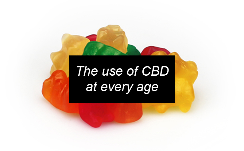 The use of CBD at every age