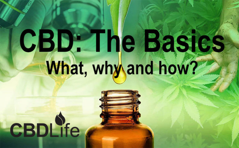 CBD The Basics