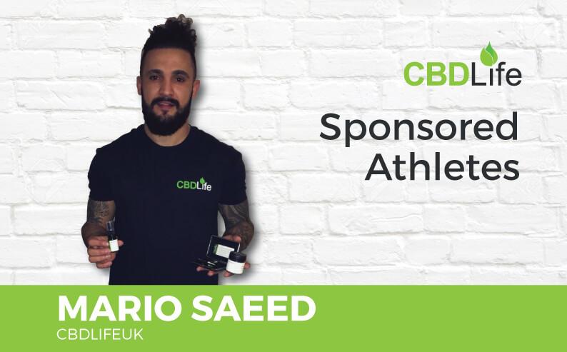 Mario Saeed