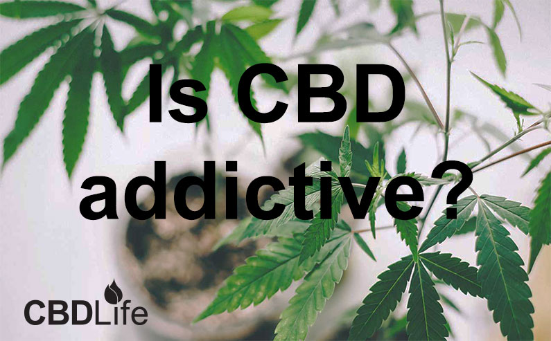 Is CBD addictive?