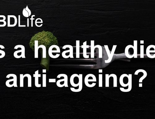 Is a healthy diet anti-ageing?