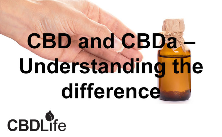Read more about the article CBD and CBDa – Understanding the difference