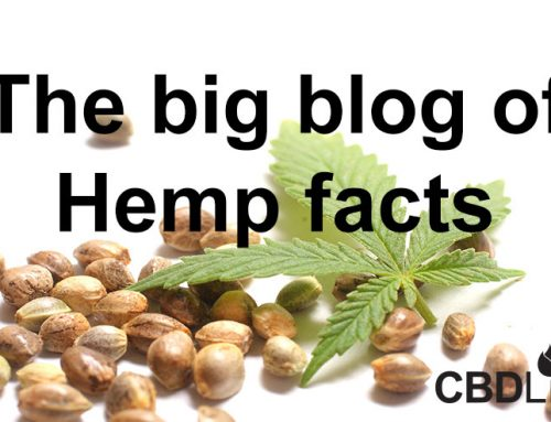 The big blog of Hemp facts