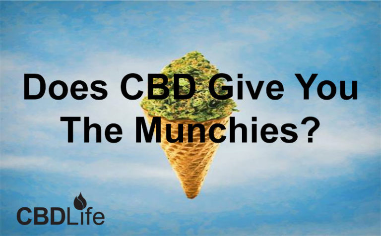 Does CBD Give You The Munchies?