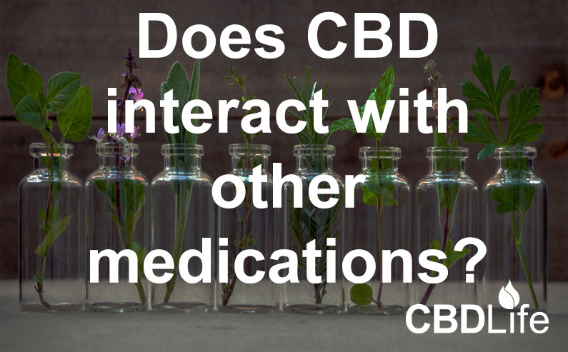 Does CBD interact with other medications?