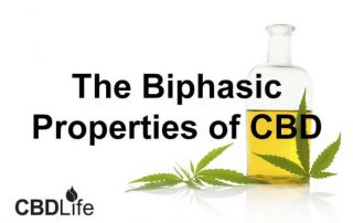 The Biphasic Properties of CBD