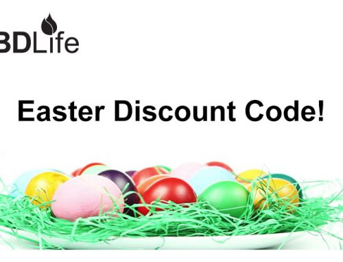 Easter discount code!