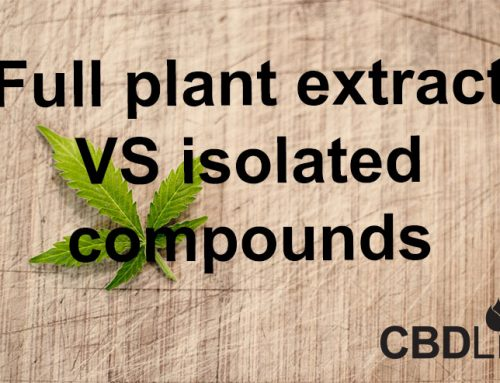 Full plant extract VS isolated compounds