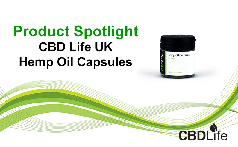 You are currently viewing Product Spotlight- CBD Life UK Hemp Oil Capsules
