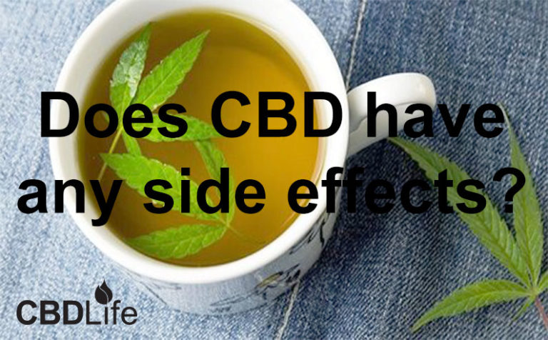 Does CBD have any side effects?