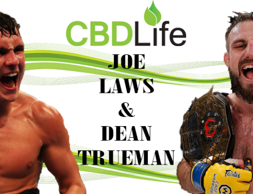 Joe Laws and Dean Trueman join CBDLife team!