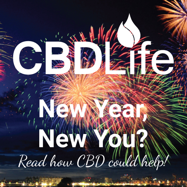 New Year, New You? Here's Why You Should Try CBD In 2020!