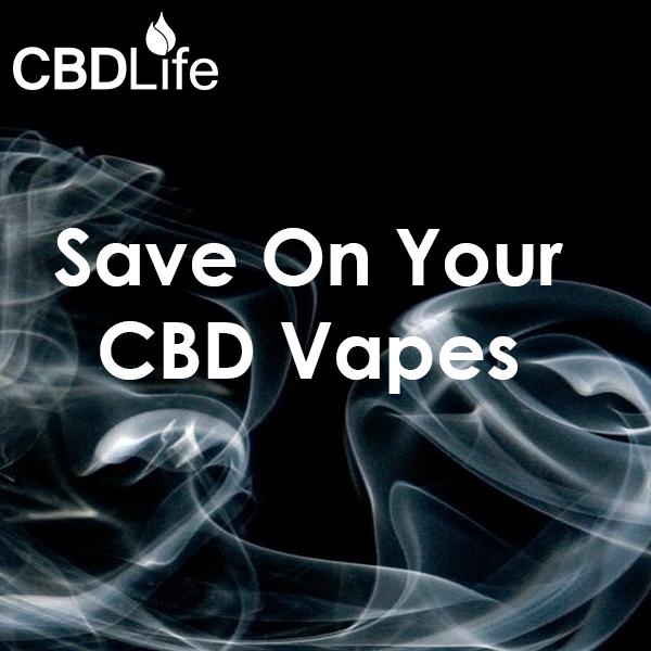 Save On Your CBD Vapes
