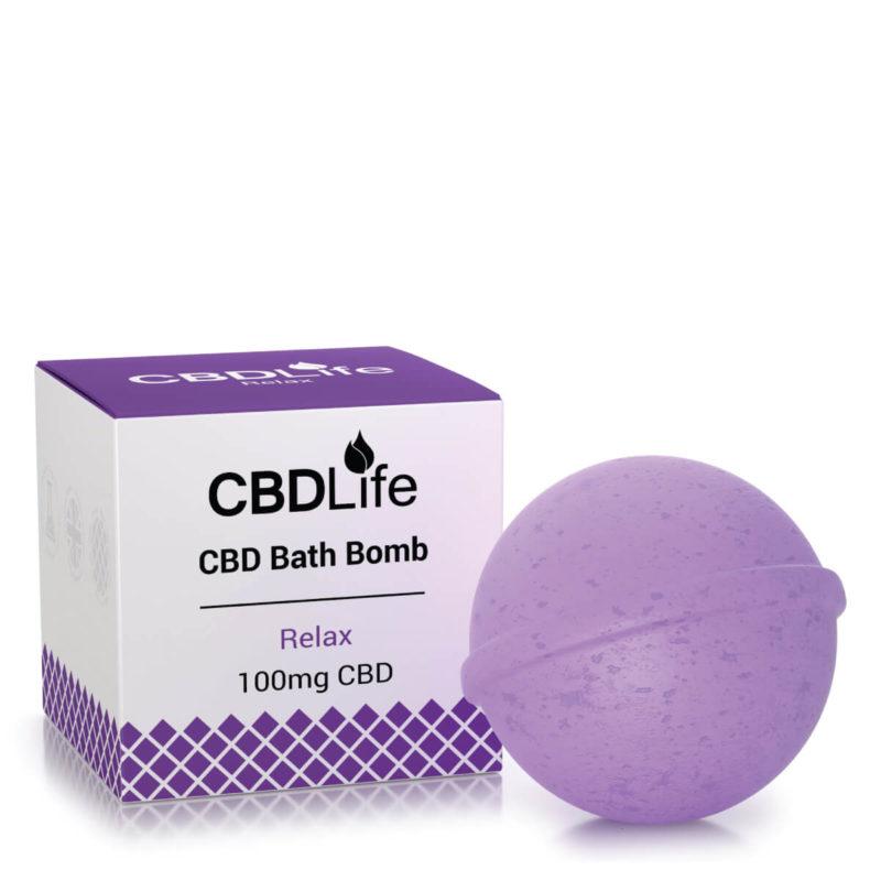 100mg Bath Bomb