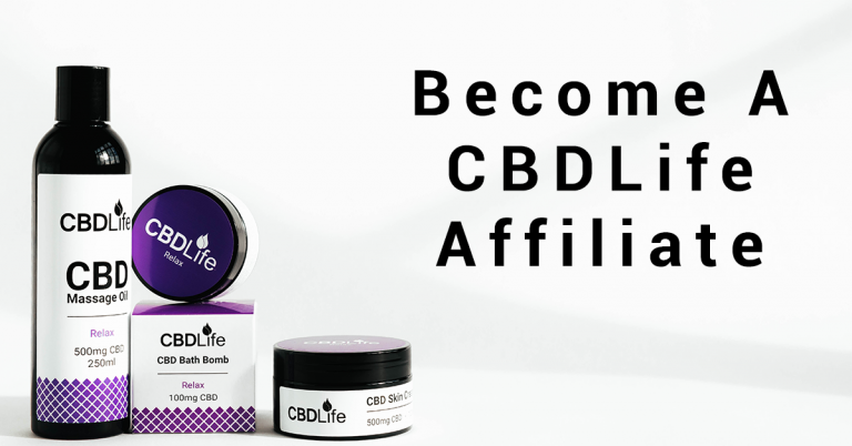 Become A CBDLife Affiliate