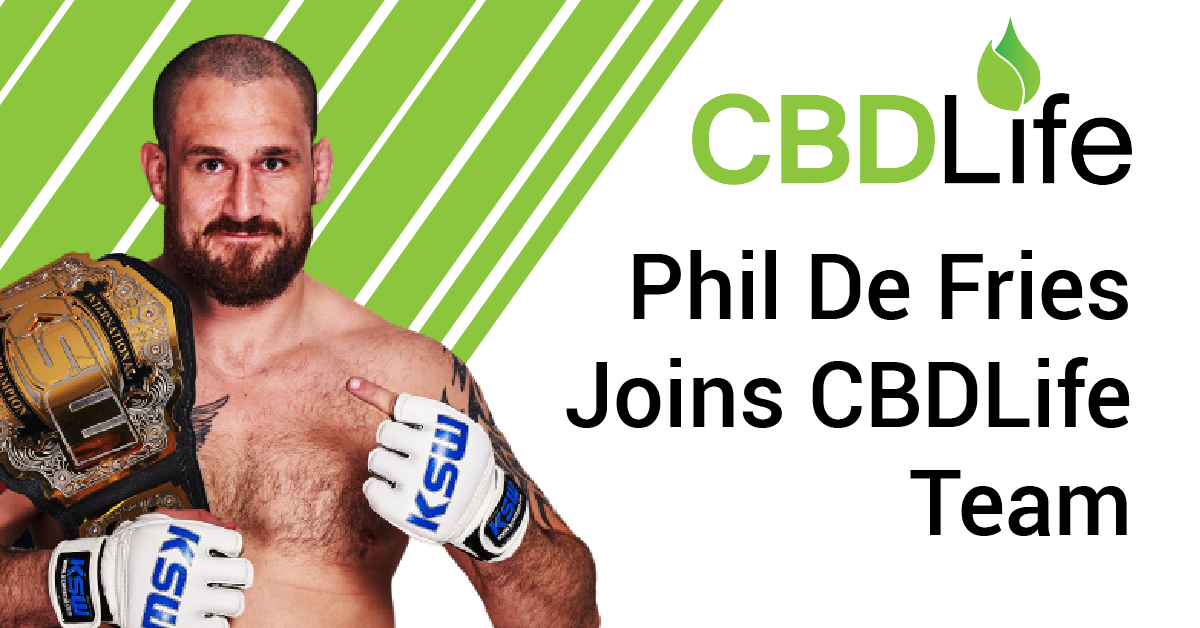 You are currently viewing Phil De Fries Joins CBDLife Team